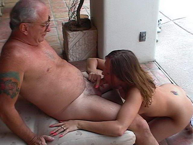 old guy monster cock